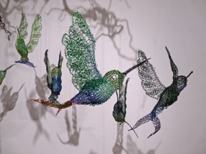 KNITTING - SMALL SCALE ANITA BRUCE - http://textilematters.com/2012/06/04/prism-2012-textile-inspired-art/
