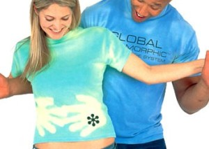 Hypercolour t shirts – thermo reactive