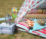 Camping products at Millets