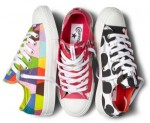 NEW IDEAS - Collaboration with Converse boots in June 2011. Image source - http://thesupergoodlife.com