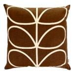 orla-kiely-cushion-linear-choc285
