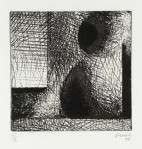 Architecture 1971-3 by Henry Moore OM, CH 1898-1986