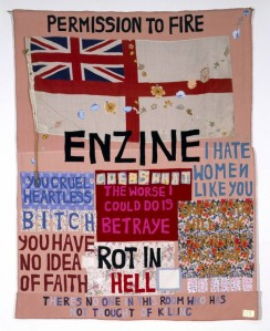 "TRACEY EMIN - ""Hate and power can be a terrible thing"""