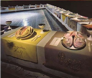 "Judy Chicago ""The Dinner Party"" 1974 - 1979"