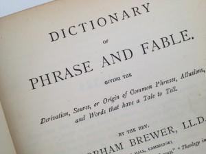 Marvellous title page
